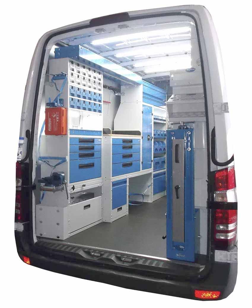 Taller M Vil Equipamiento De Vehiculos # Muebles Para Vehiculos Industriales