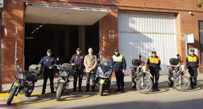 MOTOS POLICIALES