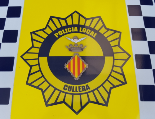 CULLERA RECIBE SU VEHÍCULO DE ATESTADOS