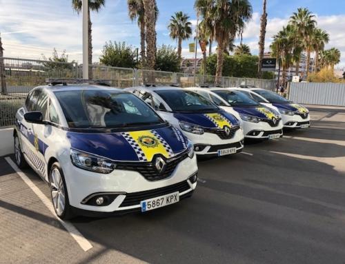 San Vicente del Raspeig incorpora 4 nuevos vehículos