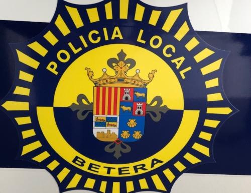BETERA ADQUIERE UN VEHÍCULO POLICIAL