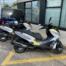 kymco policia local de burriana