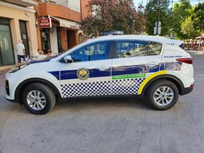 alquiler de vehiculos policiales